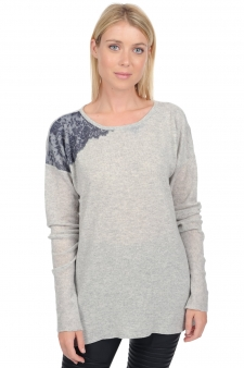 Cashmere  ladies round necks catelyn