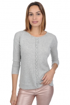 Cashmere  ladies round necks margaery