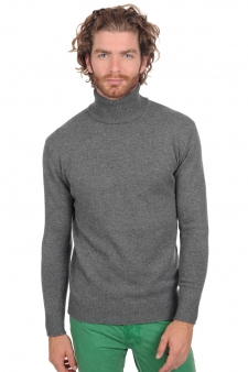 Cashmere  men polo necks edgar 4 ply premium