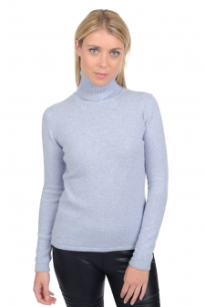 Cashmere  ladies chunky sweater lyanne