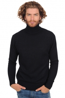 Cashmere  men chunky sweater robb