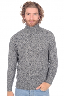 Cashmere  men roll neck robb