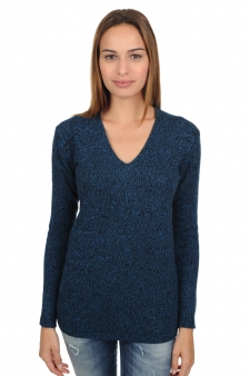 Cashmere  ladies chunky sweater sandrea