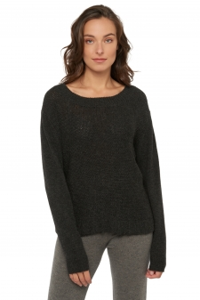 Camel  ladies round necks annalou