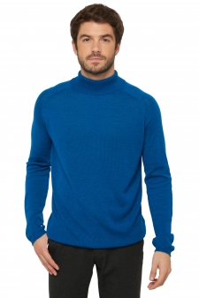 Cashmere Duvet  men roll neck jarod