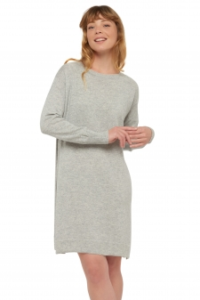 Cashmere  ladies dresses coats violette