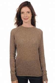 Cashmere  ladies round necks maryama