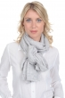 Cashmere accessories scarf mufflers miaou flanelle chine 210 x 38 cm