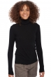 Cashmere ladies basic sweaters at low prices tale black s