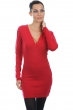 Cashmere ladies dresses coats maud blood red s