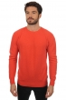 Cashmere men round necks theon coral l