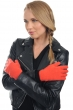 cashmere accessories gloves manine coral one size