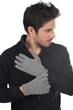 cashmere accessories gloves manous grey marl one size