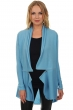 cashmere ladies cardigans bluette teal blue s
