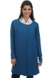 cashmere ladies cardigans hillary canard blue s