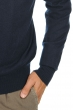 cashmere men v necks omarlo dress blue s