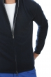 cashmere men waistcoat  sleeveless sweaters elton dress blue l