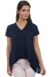 cotton giza 45 ladies v necks chelsea navy s1