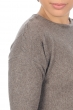 yak ladies round necks griotte natural dove l