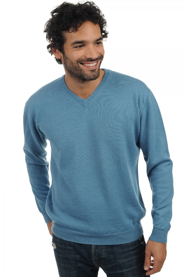 Baby Alpaca alpaca camel alpaca for men gaspard alpa baltic blue m