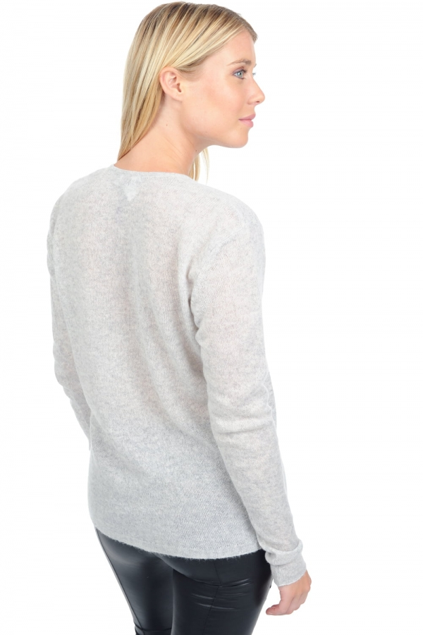 cashmere ladies exclusive elina flanelle chine s