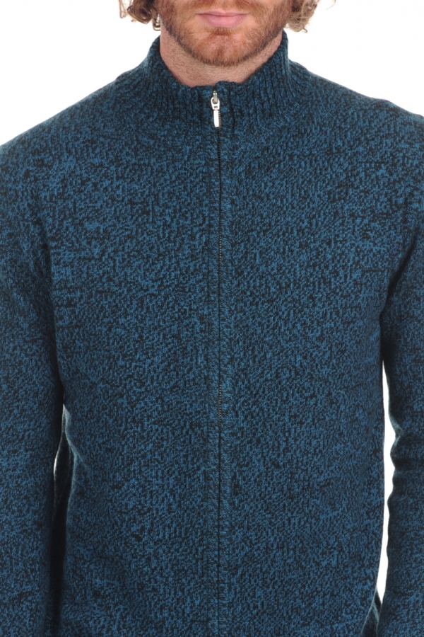 cashmere men chunky sweater oups laser m