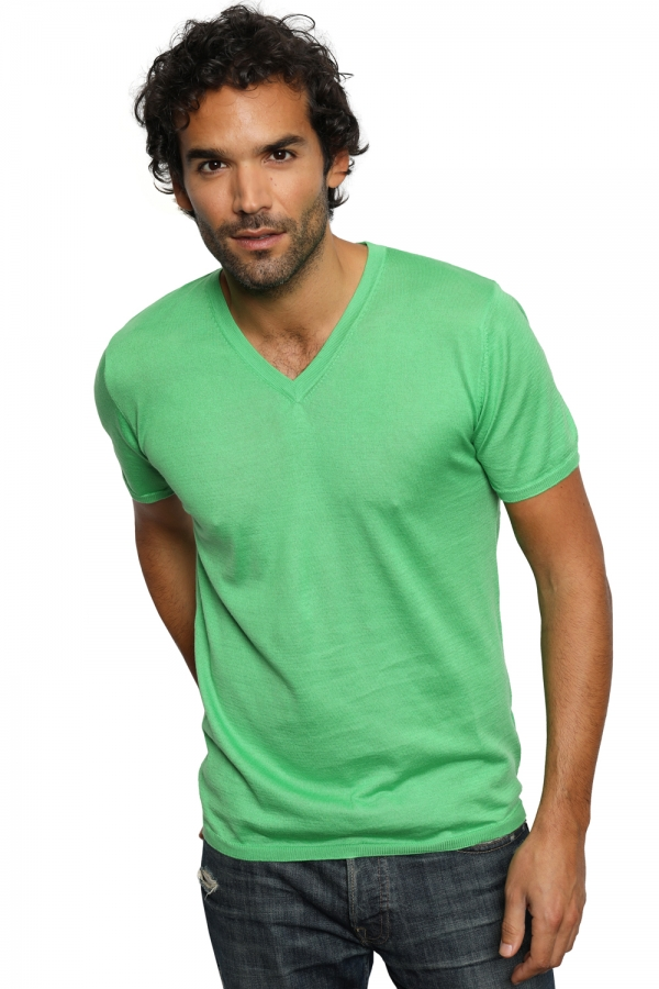 cotton giza 45 men v necks michael apple xxl