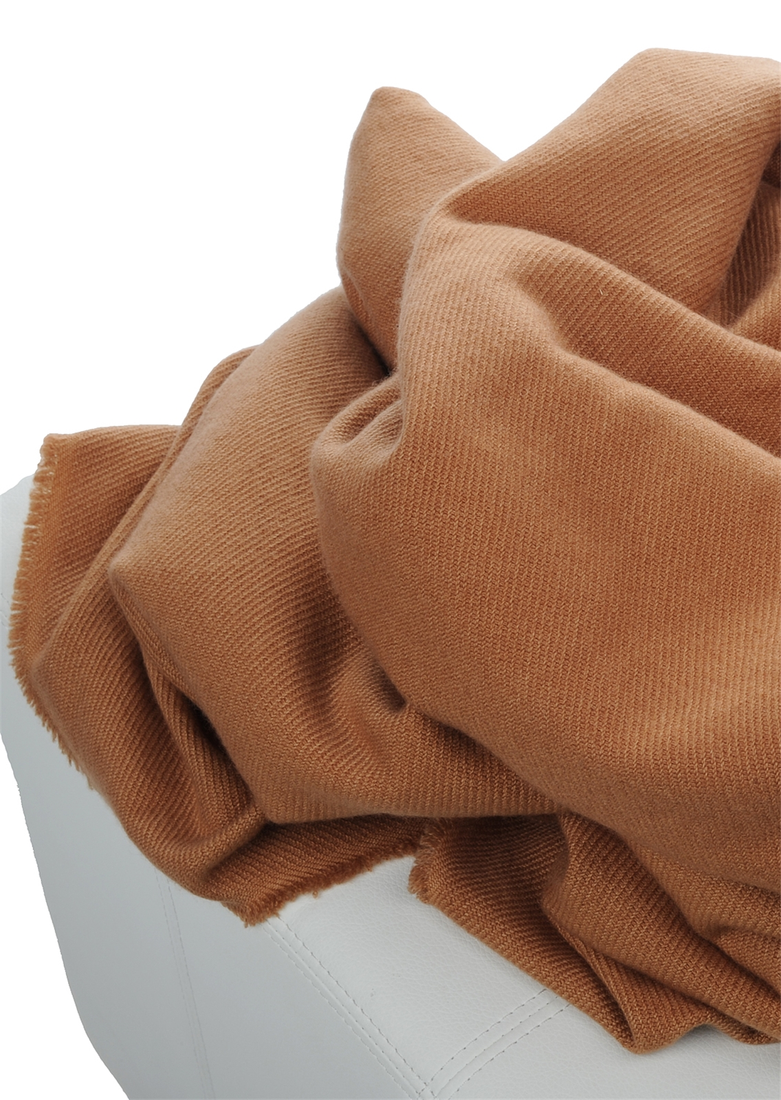 Cashmere accessories blanket toodoo camel 220x220cm