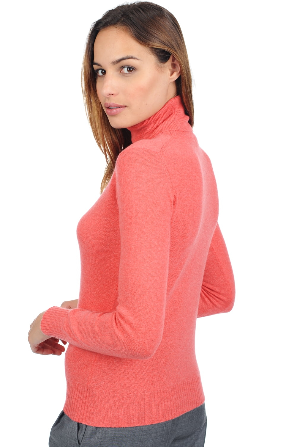 cashmere ladies polo necks lili tagada s