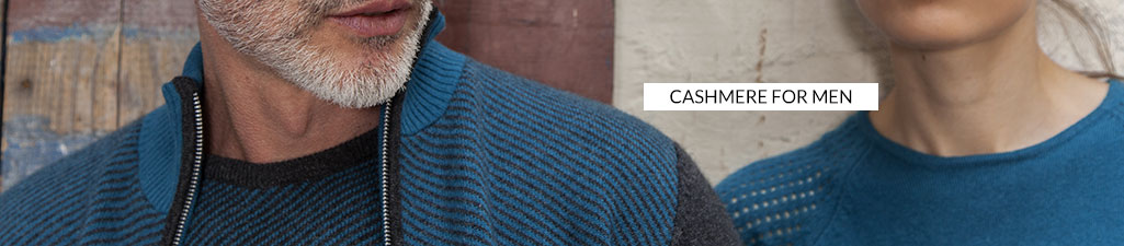 Cashmere for men
