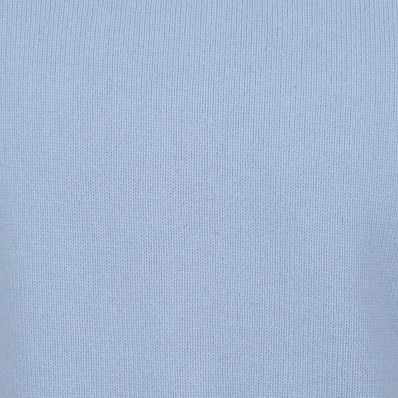 cashmere ladies v necks erine 4 ply kentucky blue s